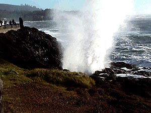 Depoe Bay Blow Hole1
